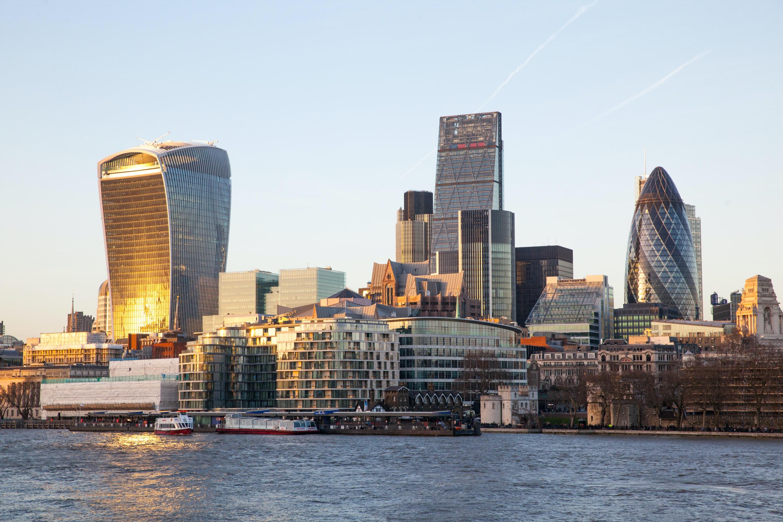 London New Skyline credit dave-xu via unsplash