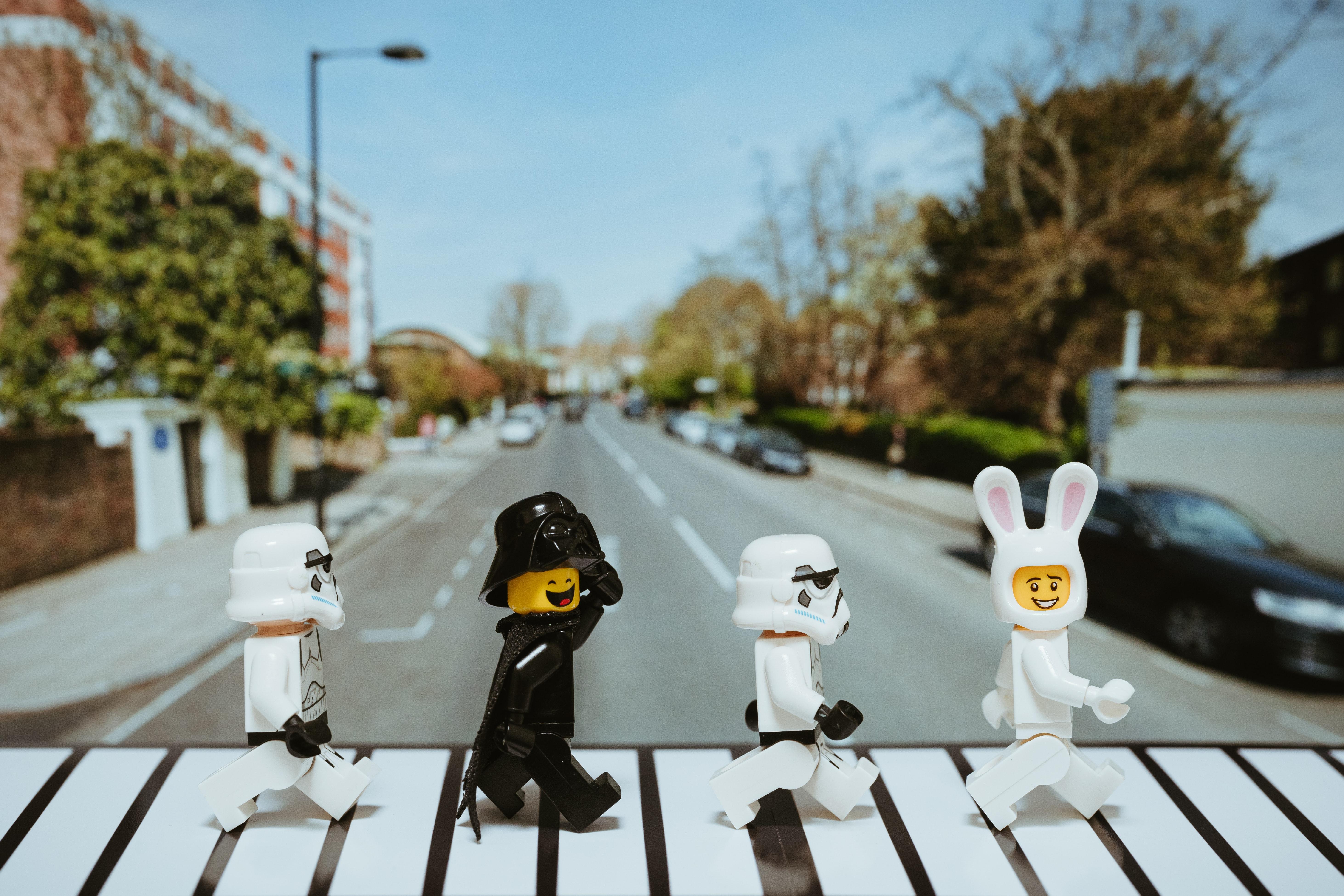 Lego Buildings Credit Daniel Cheung via Unsplash
