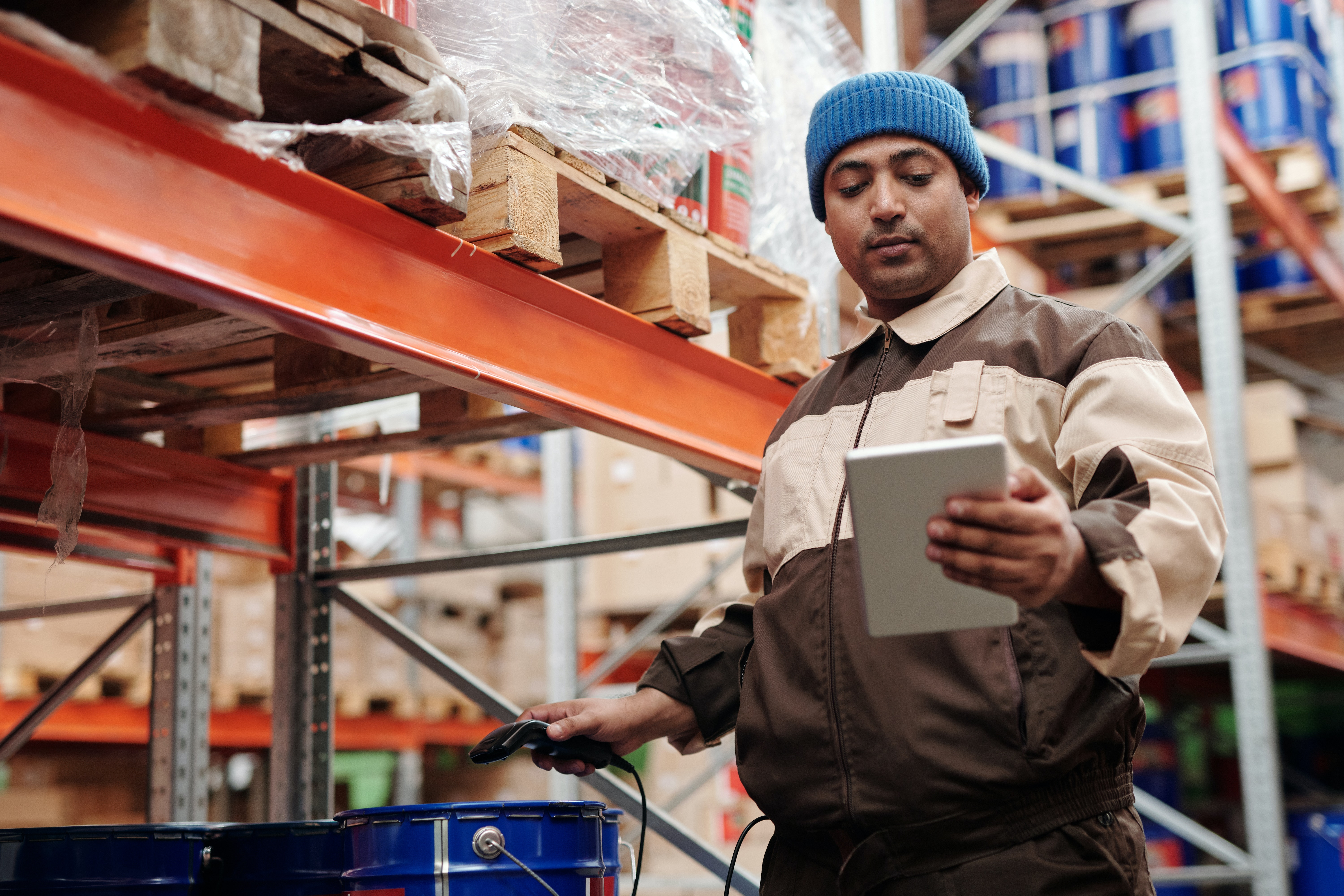 How LTE/5G is enabling operators of warehouse and distribution centres to optimize how they do business